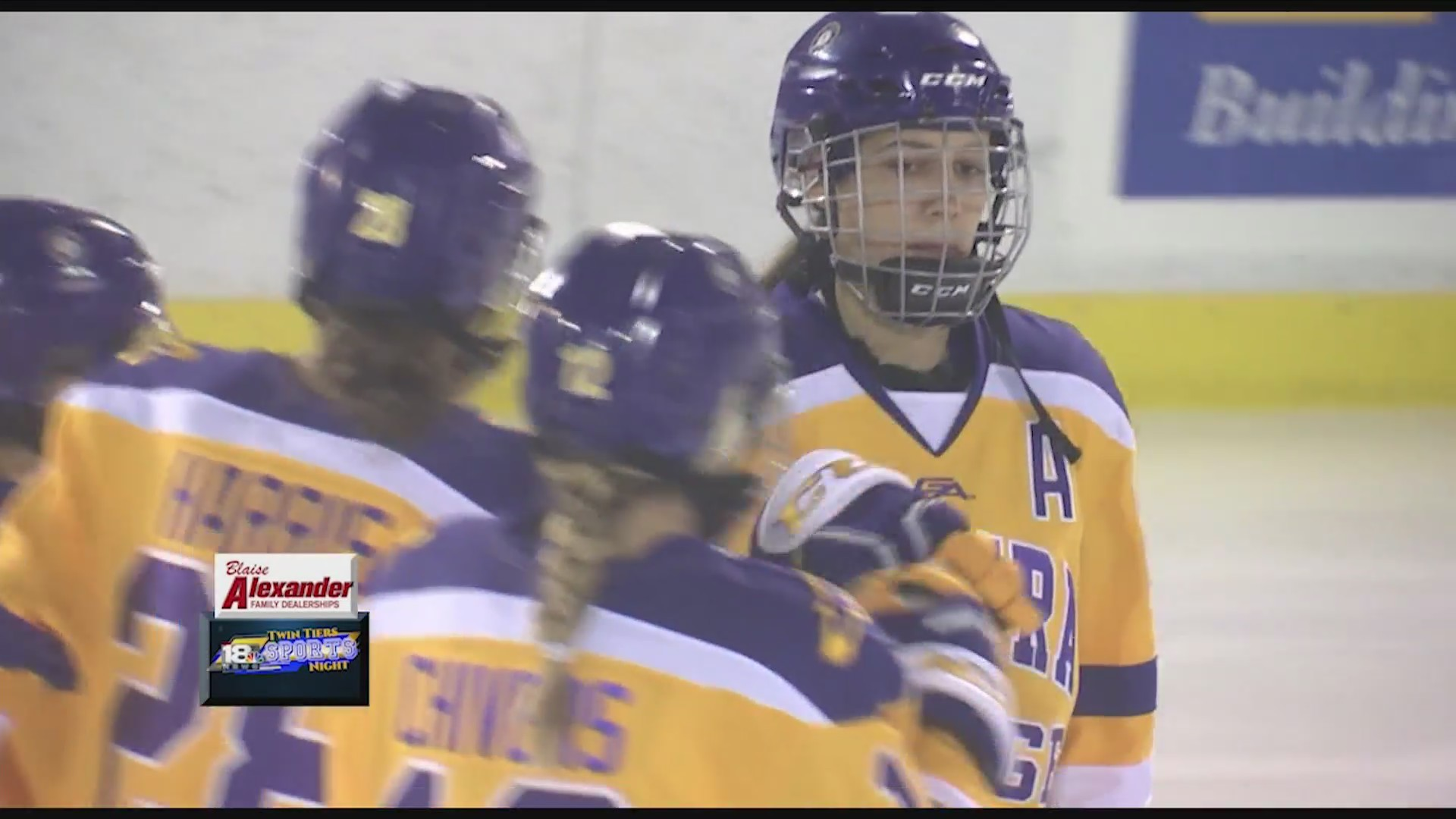 Twin Tiers Sports Awards - 2019 College Athlete of the Year Nominees