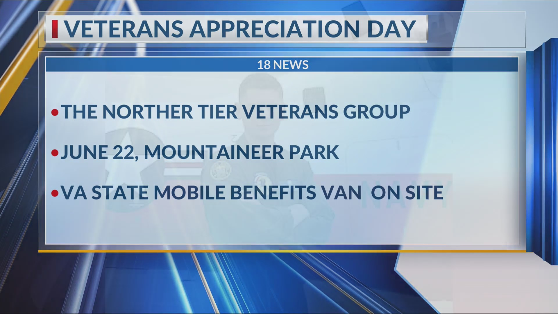 Veterans Appreciation Day