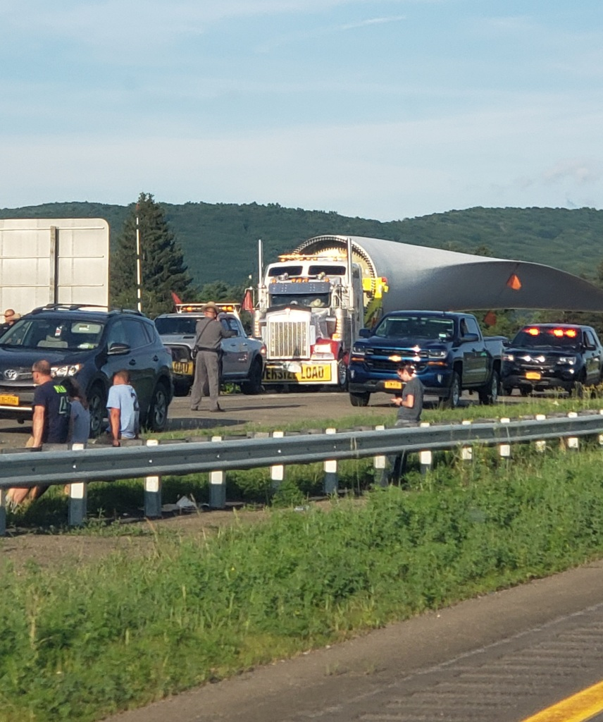 Police: One dead in motorcycle crash on I-86 in Horseheads