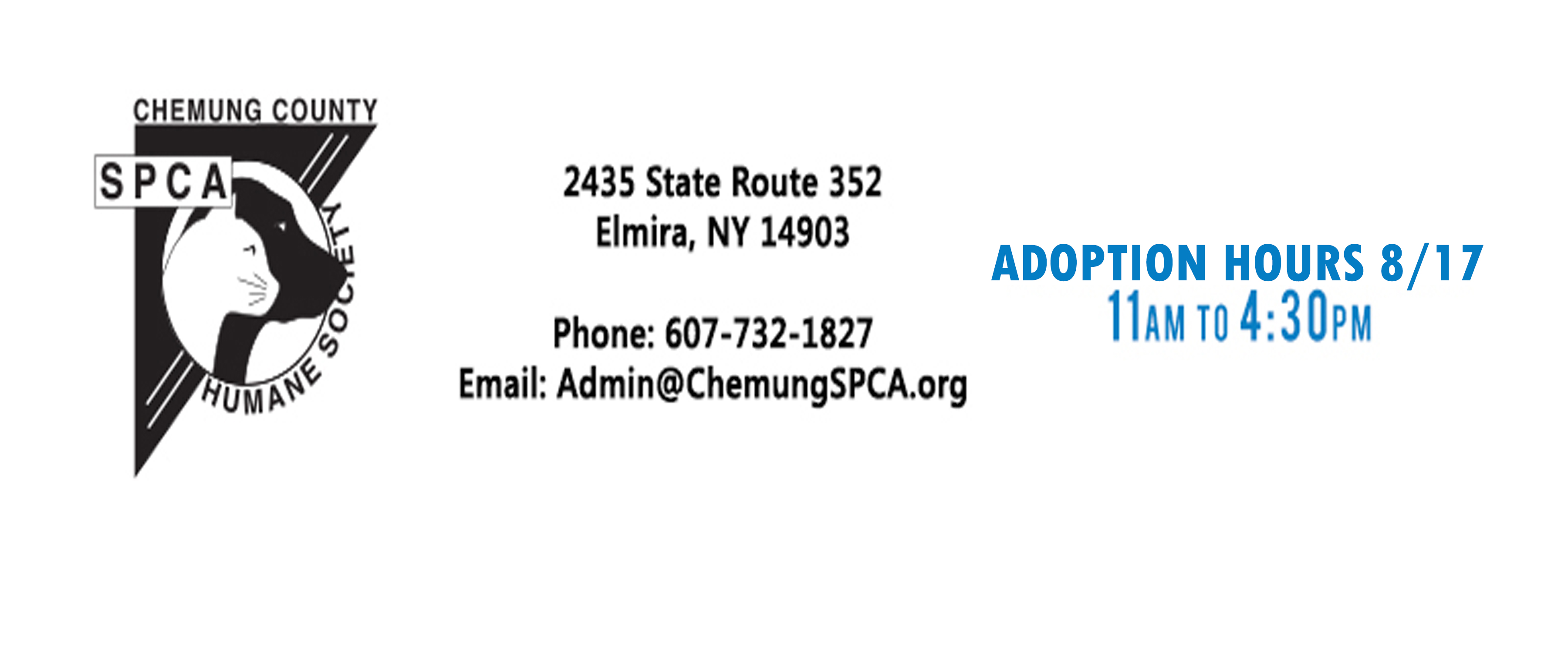 Clear the Shelters: SPCA of Tompkins County shares adorable