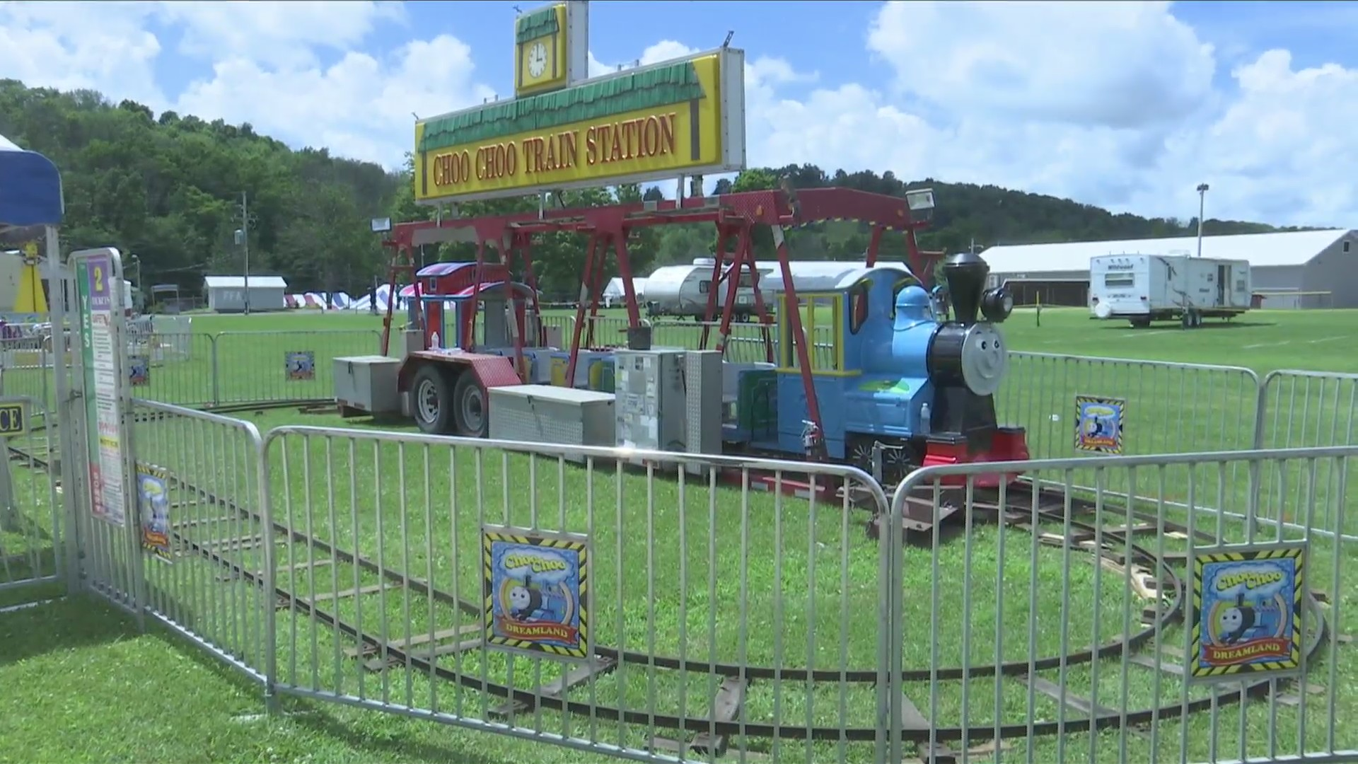 Troy Fair hopes for better weather this year   WETM
