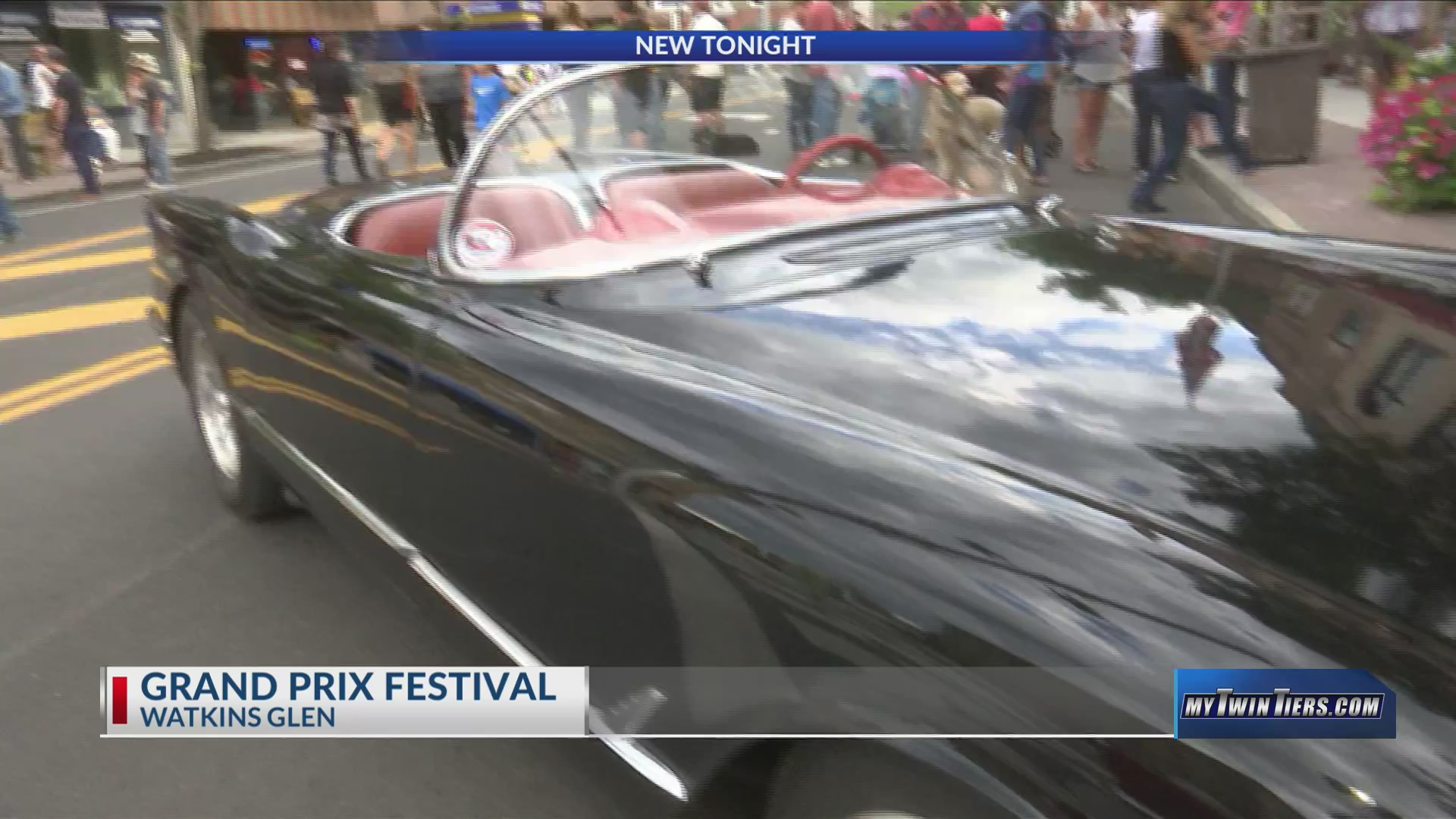 Grand Prix Festival a hit, Watkins Glen the backdrop