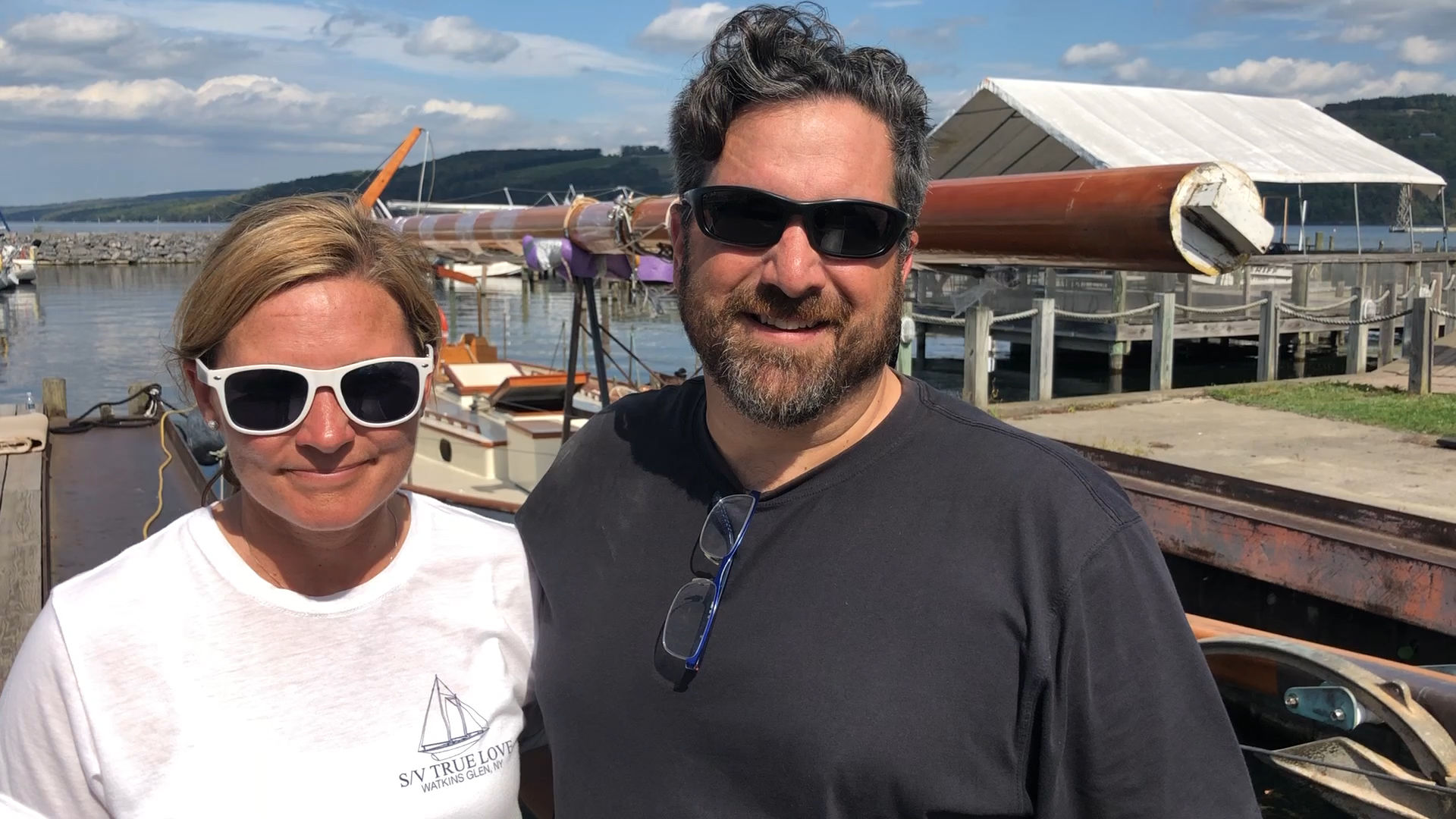 'True Love' on Seneca Lake; preps for big race nearly complete