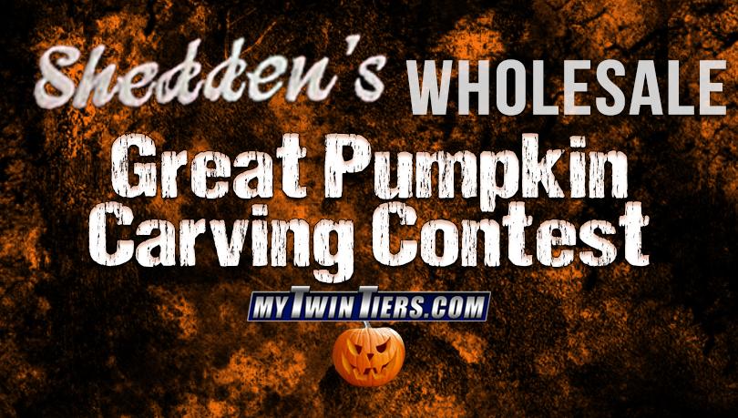 Shedden's Wholesale Pumpkin Contest Full Screen