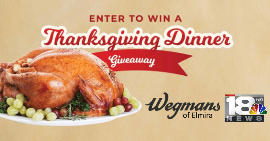 Wegmans Thanksgiving Dinner Givewaway