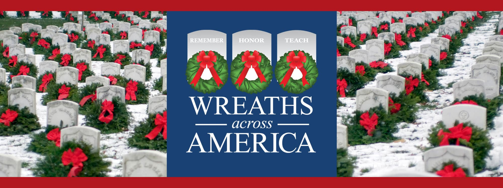 Waa Christmas 2020 The Bath National Cemetery is set for Wreaths Across America Day