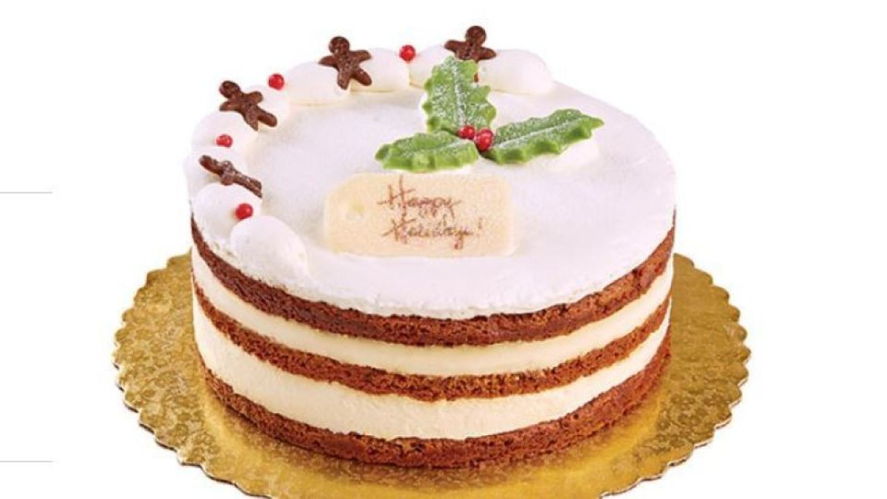 Brilliant Wegmans Recalling Gingerbread Cakes Due To Unlisted Allergen Personalised Birthday Cards Veneteletsinfo