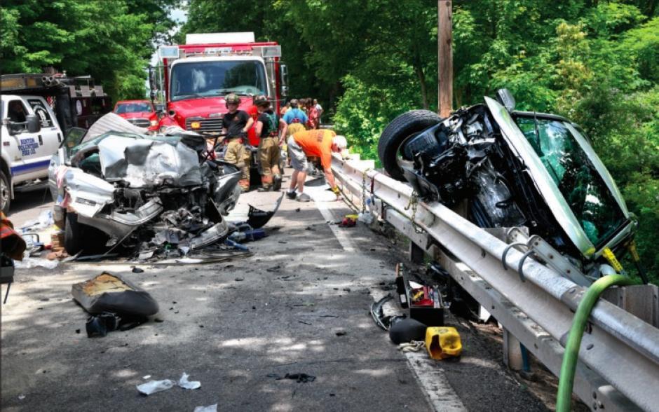 Elmira man killed in Columbia County crash, passengers in severe