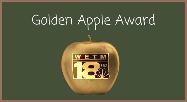 WETM Golden Apple
