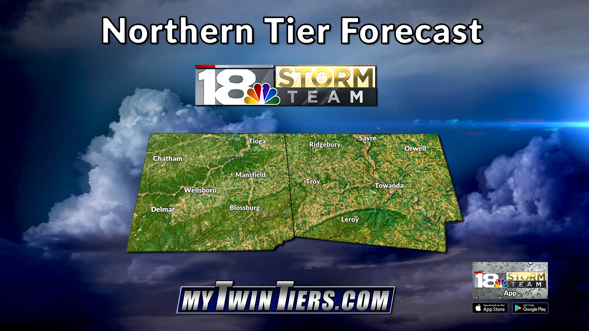Leroy Ny Christmas Giveaway 2020 Regional Forecast   Northern Tier (11/16/2020)