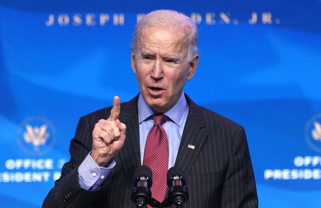 Biden releases statement in wake of Trump's impeachment