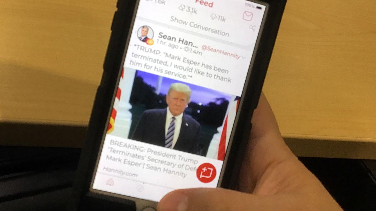 Google Removes Parler App From App Store Apple Gives Warning