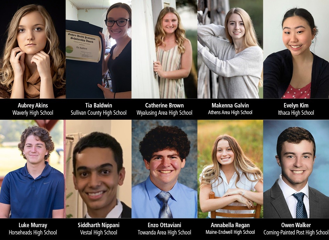 Guthrie awards annual scholarships to 14 students
