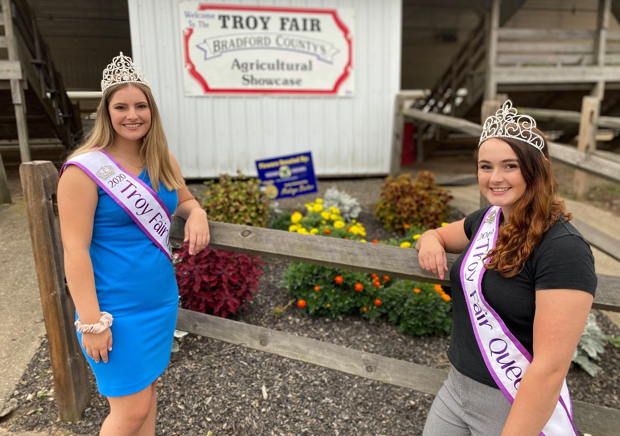 Troy Fair Queen