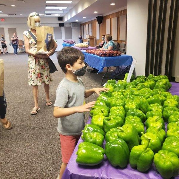 Kids' Farmers Market opens Wednesday in Corning