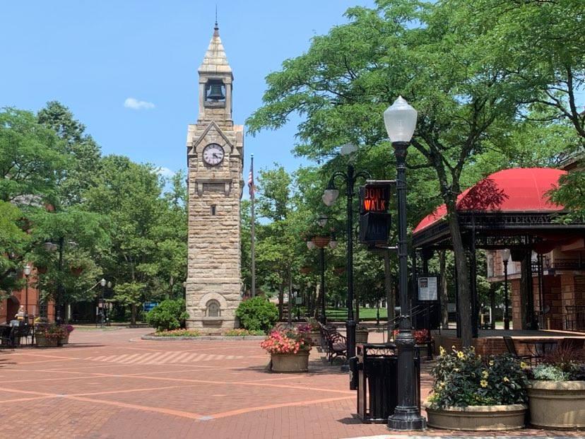 Downtown Corning Market Street