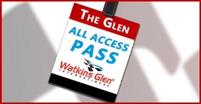 The Glen All Access Logo