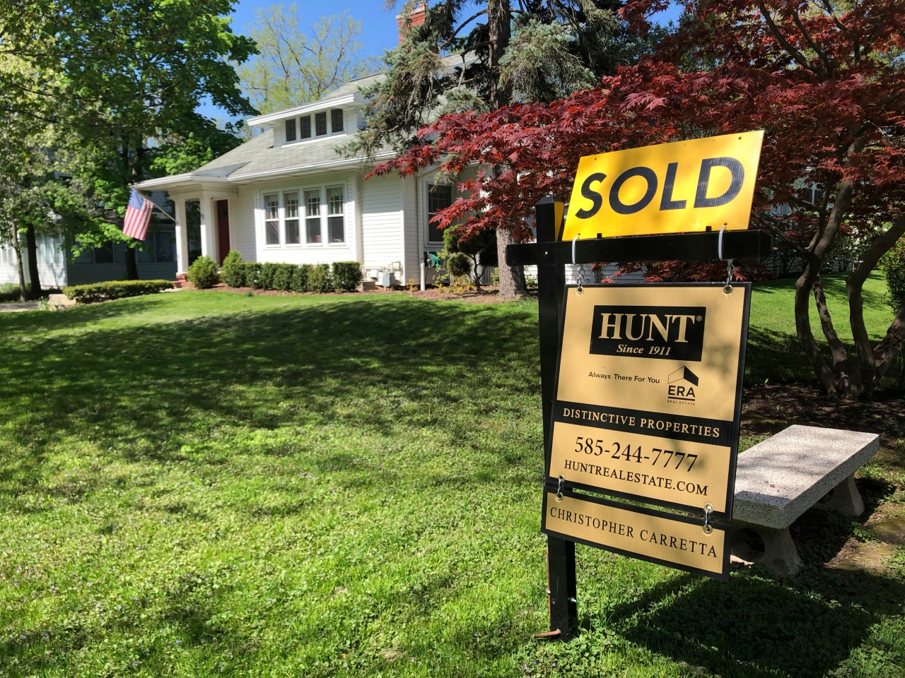Housing market frenzy may have peaked: Sales see record late-spring drop