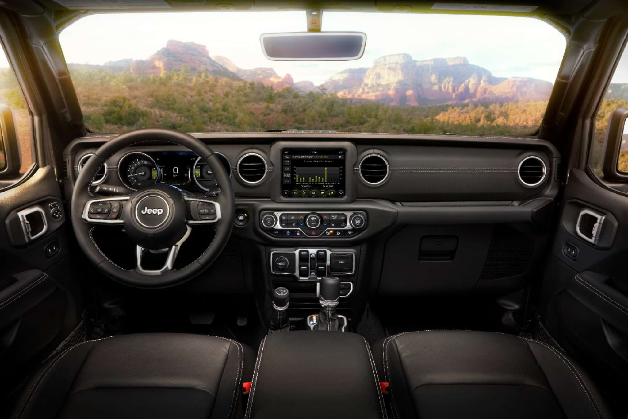 Jeep® introduces Corning® Gorilla® Glass option for Wrangler and Gladiator windshields