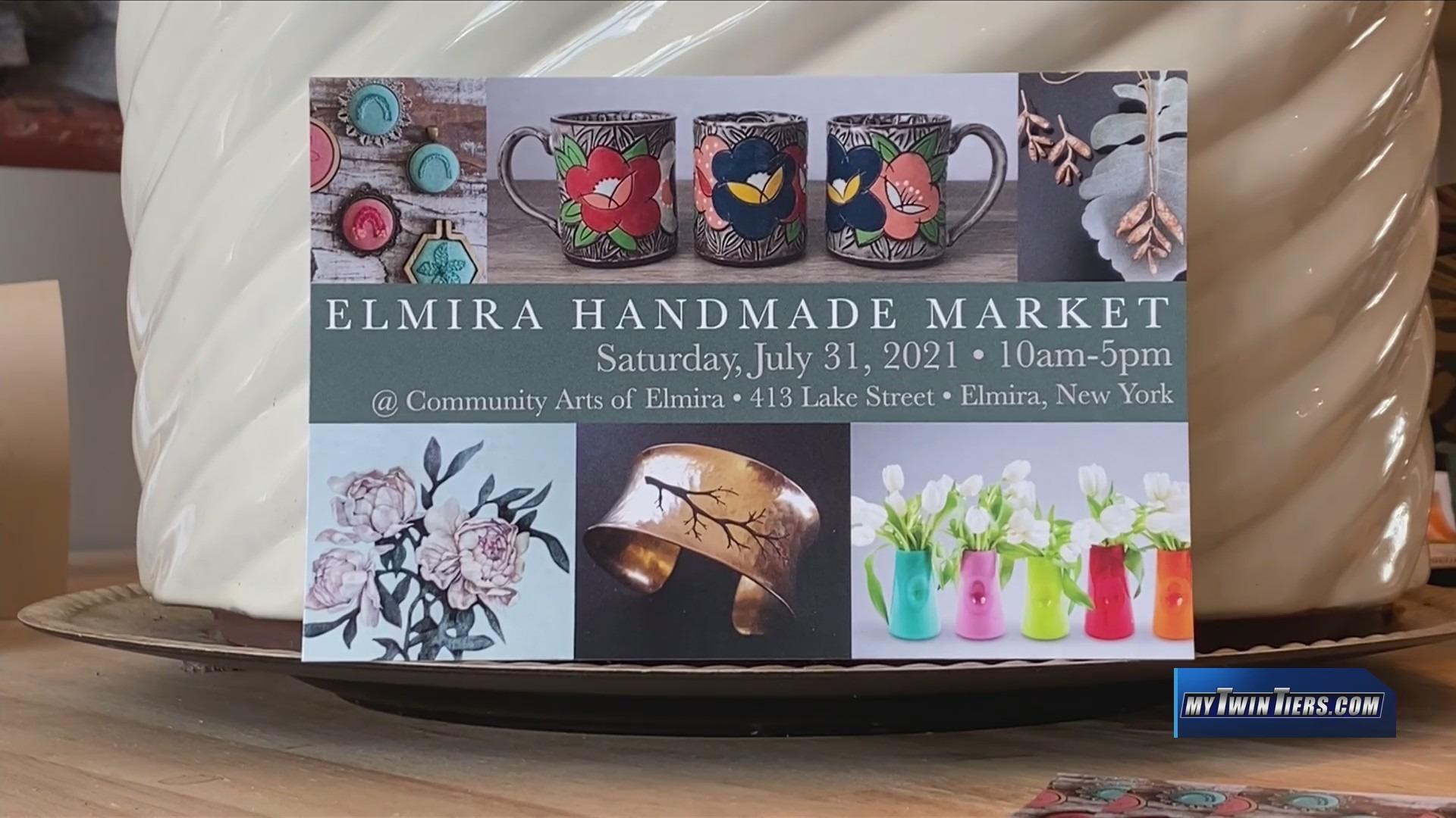 Elmira Handmade Market