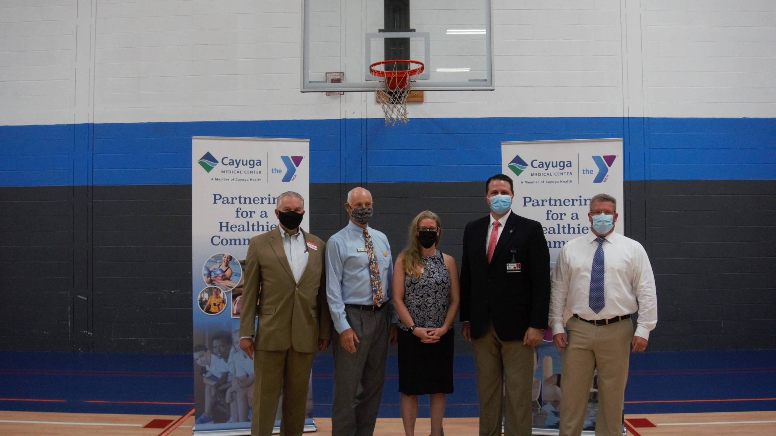 Cayuga Health, YMCA of Ithaca & Tompkins County announce partnership