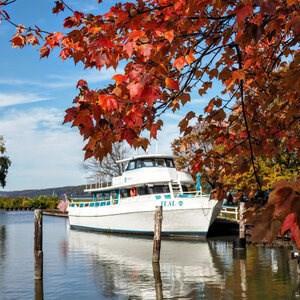 Fall Foliage eco-cruise