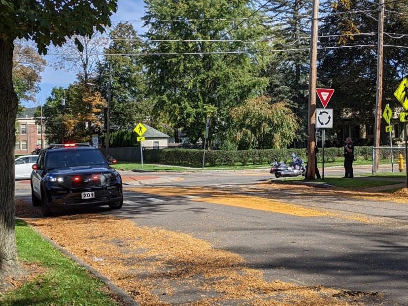 Elmira motorcycle accident