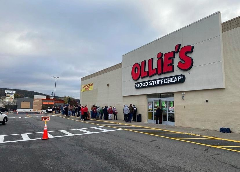 Ollie's Grand Opening