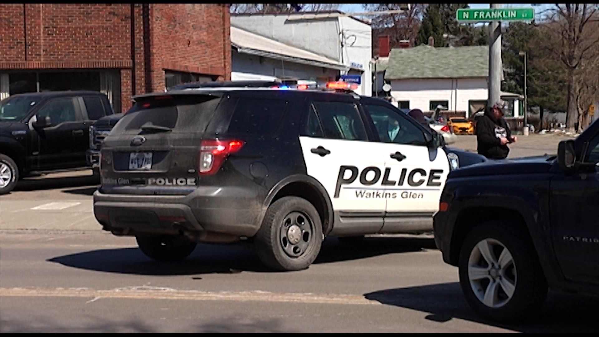 Watkins Glen Police